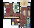 1669, Appartamenti seconda periferia di Treviso